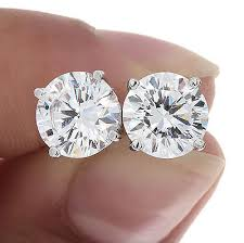 what size diamond earrings should i buy 10 things you should about diamond stud earrings ebay