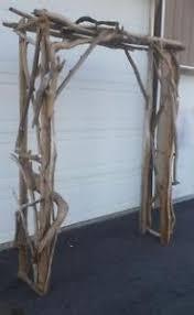 wedding arches on ebay driftwood wedding arbor arch garden arbor arch wood arch ar4
