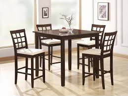 square dining room set fine decoration tall dining table set stylish design ideas square