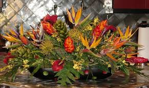 Silk Floral Arrangements Ana Silk Flowers How To Use Fruit In Artificial Floral