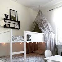 Ikea Kura Bed Ideas Chalk Kids Blog Annas Rom Pinterest - Ikea bunk bed ideas