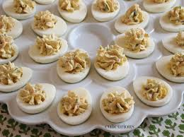 deviled egg tray with cover smoked salmon deviled eggs recipe culicurious