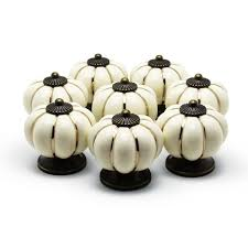 contemporary ceramic kitchen cabinet knobs with pumpkin knobs