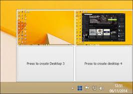 bureaux virtuels windows 7 comment avoir des bureaux virtuels dans windows 7 8 vista ou xp