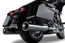 Vance And Hines Dresser Duals by Rcx Exhaust 4 5 U2033 Slip On Mufflers Rc Components Blog