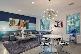 blue accent wall 33 stunning accent wall ideas for living room