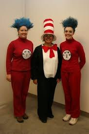 1 2 Halloween Costumes 155 Dr Seuss Costumes Images Costume Ideas