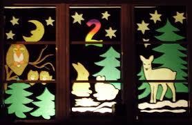 swiss traditions trees cards markets songs lights