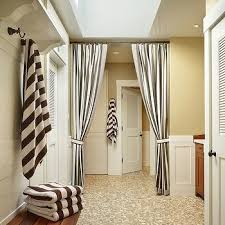 pool cabana curtains design ideas