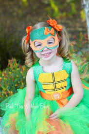 Turtle Halloween Costume Ninja Turtle Costume Girls Ninja Turtle Costume Girls