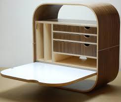 antique modern style floating computer desk design inspiration