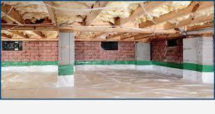 encapsulation vs crawl space ventilation specialty foundation
