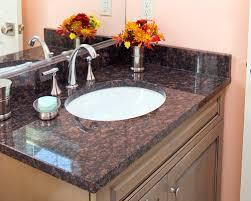 bathroom granite countertops ideas granite countertops for bathroom akioz