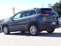 jeep trailhawk blue 2016 jeep cherokee latitude los angeles ca glendale burbank