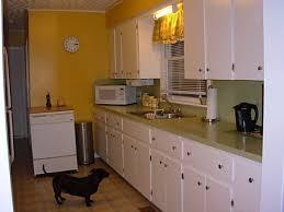 Refresh Kitchen Cabinets Galley Kitchen Gets A Fresh Makeover Hometalk