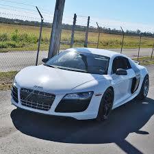 Audi R8 Build - speedriven audi r8 v10 tt blasts 1 4 mile record quattroworld