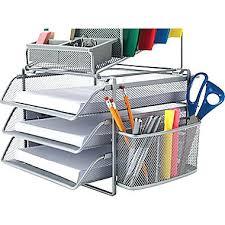 Safco Mesh Desk Organizer Mesh Desk Organizer Photos Trumpdis Co