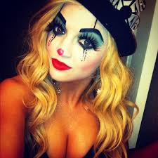 Adore Halloween Costumes 19 Clown Faces Images Costumes Halloween