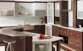 kitchen cabinets with distinct modern look plain fancy cabinetry