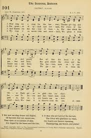 now sing we a song for the harvest hymnary org