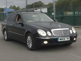 2008 mercedes benz e200k estate automatic 1 owner long mot