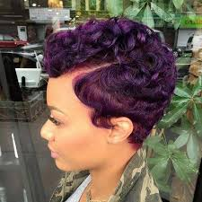 braided quick weave hairstyles shondras quick weave hairstyles short side view black women