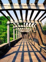 contemporary uses for arches and pergolas hgtv