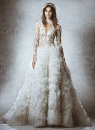 amazing wedding dresses zuhair murad wedding gown prices dimitras bridal in zuhair murad