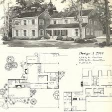 small retro house plans house vintage ranch plans 1960 home split levels retro old modern