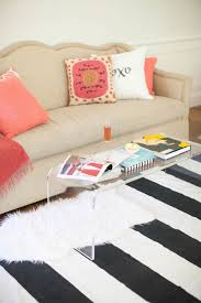 Black And White Stripped Rug Black And White Striped Rug Pictures Photos And Images For