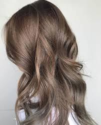 dark hair with grey streaks 30 chic highlight ideas for your brown hair