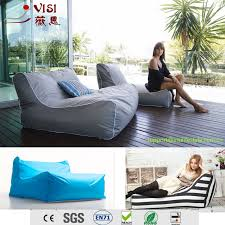 outdoor lazy sofa bean bag lounge cover wholesale
