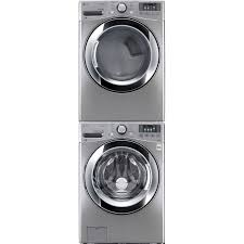 unique stackable washer and dryer sears 0 cu ft front load washing