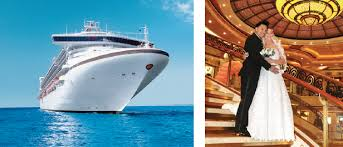 cruise ship weddings weddings at sea aboard a cruise ship along travel dreaming