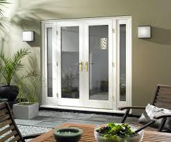 Oak Patio Doors by French Doors U0026 Patio Doors Premium External In Oak Or White Vufold