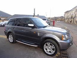 used 2005 land rover range rover sport 2 7 td v6 hse 5dr for sale