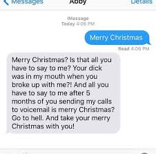texting your ex merry an assortment of reactions album