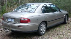 2002 holden commodore sedan partsopen