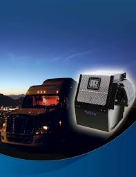 tripac hybrid auxiliary idle reduction and temperature management