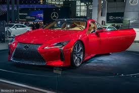 lexus uk ceo lexus is betting its future on these cars business insider