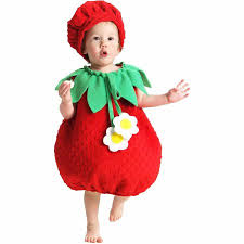 Infant Halloween Costume Strawberry Infant Halloween Costume Walmart