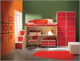bunk beds with stairs and desk unique bunk beds with