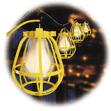 mcgill provides product string o lights for extended work hours