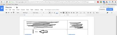 Google Docs Table Removing Table Cell Padding In Google Docs Sorry Could Not Find
