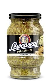 lowensenf mustard lowensenf whole grain mustard condiments