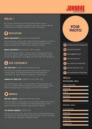 free modern resume template resume templates free modern fungram co