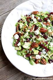 chopped brussels sprout salad recipe brussels sprouts recipe