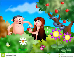 adam and eve royalty free stock photo image 2543575