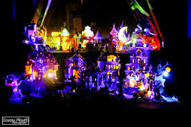 lemax spooky town best spooky town collection collection decor decoration