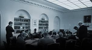 John F Kennedy Cabinet Members Cuban Missile Crisis John F Kennedy Presidential Library U0026 Museum